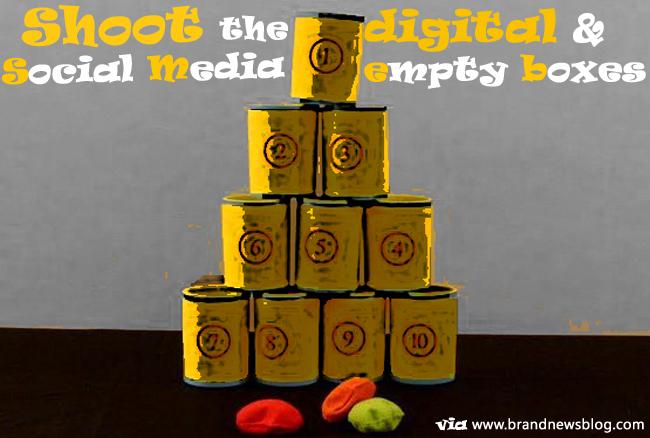 Top 10 « clichés of the digital and social media gurus « – The