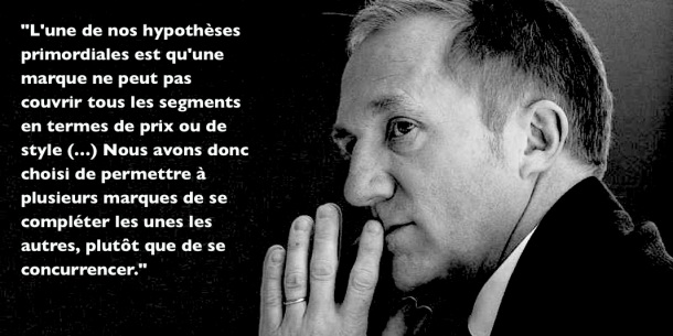 La leçon de branding de François-Henri Pinault, P-DG de Kering - TheBrandNewsBlog