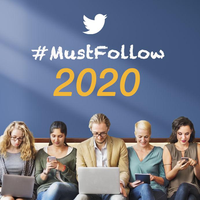 500 Twittos du marketing et de la communication à suivre en 2020 !